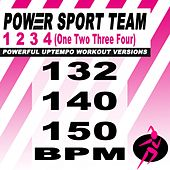 1234 (One Two Three Four) [Powerful Uptempo Cardio, Fitness, Crossfit & Aerobics Workout Versions] by Power Sport Team