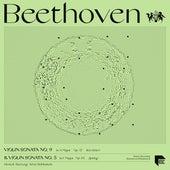 Beethoven: Violin Sonatas No. 9 in A Major, Op. 47