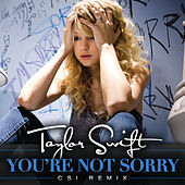 You're Not Sorry (CSI Remix) de Taylor Swift