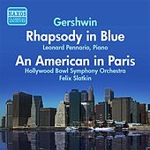 Gershwin: Rhapsody in Blue / An American in Paris (F. Slatkin) (1956) de Various Artists