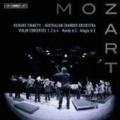 Mozart: Violin Concertos Nos. 1, 2 & 4 by Richard Tognetti
