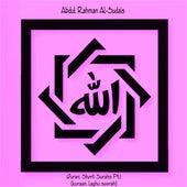 Quran, Short Surahs - Pt. 1 (Kuraan, Laghu Soorah) van Abdul Rahman Al Sudais