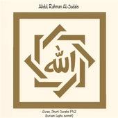 Quran, Short Surahs - Pt. 2 (Kuraan, Laghu Soorah) van Abdul Rahman Al Sudais