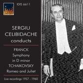 Sergiu Celibidache Conducts (1957, 1960) von Sergiu Celibidache