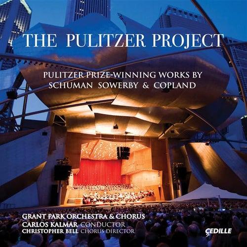 The Pulitzer Project by Carlos Kalmar