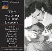 The Young Julian Bream (1956, 1960) by Julian Bream
