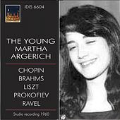 The Young Martha Argerich (1960) von Martha Argerich