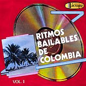 Ritmos Bailables de Colombia de German Garcia