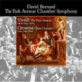 Vivaldi: The Four Seasons - Cimarosa: Oboe Concerto von David Bernard