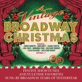 A Vintage Broadway Christmas von Various Artists