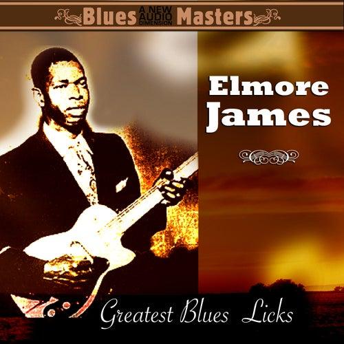Greatest Blues Licks by Elmore James