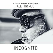 All For You (Bluey's Spring High Remix) de Incognito