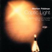 Feldman: Coptic Light by Alan Feinberg