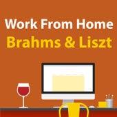 Work From Home Brahms & Liszt de Johannes Brahms