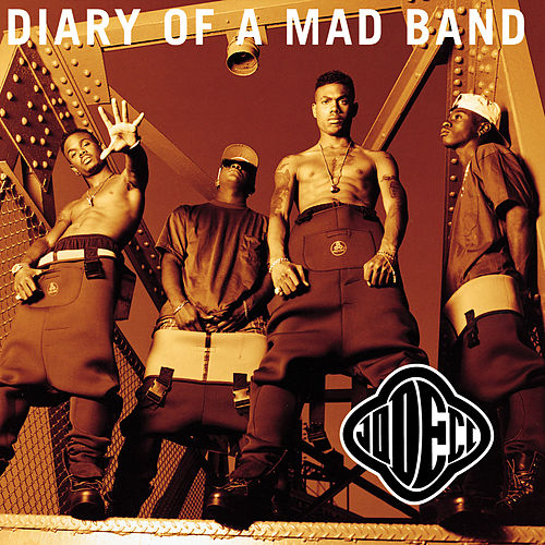 Diary Of A Mad Band by Jodeci
