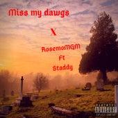 Miss My Dawgs by RosemoMGM