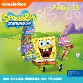 Folge 35: Die Geburtstagsfolge (Das Original-Hörspiel zur TV-Serie) von SpongeBob Schwammkopf