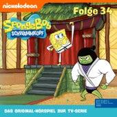 Folge 34 (Das Original-Hörspiel zur TV-Serie) von SpongeBob Schwammkopf