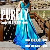 Blue Beach by Purely blue