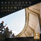 Beethoven String Quartets Op.18/5, 18/3, 135 by Artemis Quartet