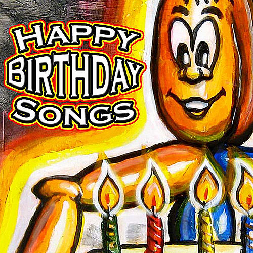Happy Birthday Songs By Nooshi The Balloon Dude