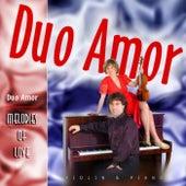Violin & Piano - Melodies of Love de Duo Amor