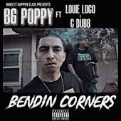Bendin Corners by BG Poppy
