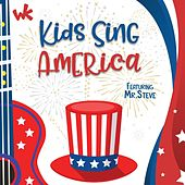 Kids Sing America by Wonder Kids