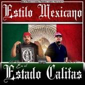 Estilo Mexicano En El Estado Califas (feat. Mr Alamo) de Lil Milo
