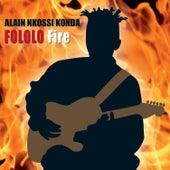 Fololo Fire by Alain Nkossi Konda