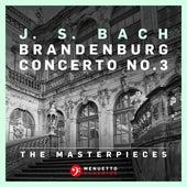The Masterpieces - Bach: Brandenburg Concerto No.3 von Württemberg Chamber Orchestra Heilbronn