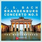The Masterpieces - Bach: Brandenburg Concerto No.5 von Württemberg Chamber Orchestra Heilbronn