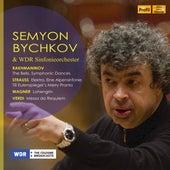 Rachmaninoff, Strauss, Wagner & Verdi: Works by Wdr Sinfonieorchester