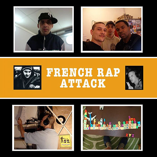 French Rap Attack by Pal Joey
