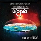 Benefit for Moogy Klingman by Utopia