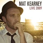 Live 2009 de Mat Kearney