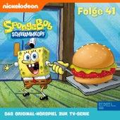 Folge 41 (Das Original-Hörspiel zur TV-Serie) von SpongeBob Schwammkopf