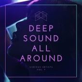 Deep Sound All Around, Vol. 1 de Various Artists