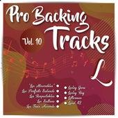 Pro Backing Tracks L, Vol.10 by Pop Music Workshop