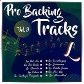 Pro Backing Tracks L, Vol.9 by Pop Music Workshop
