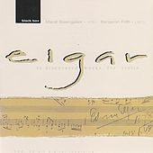 Elgar: Re-discovered works for violin von Marat Bisengaliev