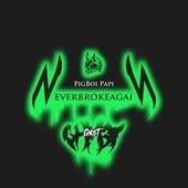 Never Broke Again Ghost by PigBoi Papi