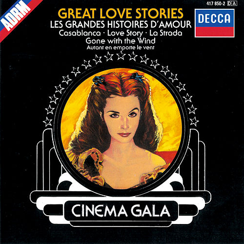 Cinema Gala: Great Love Stories by London Festival Orchestra