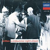 Britten: A Midsummer Night's Dream von Alfred Deller