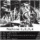 Machine-1,2,3,4 de Machine-1,2,3,4