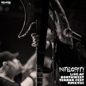 Live at Northwest Terror Fest 2018 de Integrity