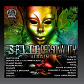 Split Personality de Various Artists