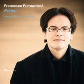 Recital : Haendel • Brahms • Bach • Liszt de Francesco Piemontesi