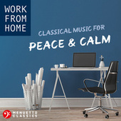 Work From Home: Classical Music for Peace & Calm von Various Artists