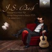 J.S. Bach: Klavierbüchlein für Anna-Magdalena Bach 1725 by Jan Depreter